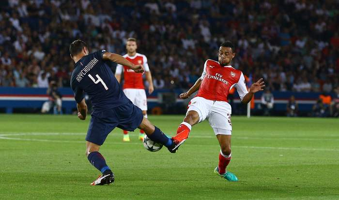 Arsenal Grupp A Championsleauge